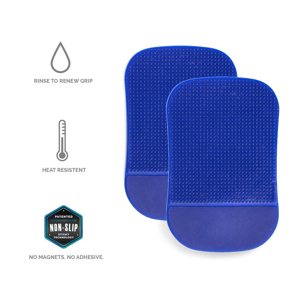 Sticky Pad 30733 Blue Stick Pad Twin Pack 2