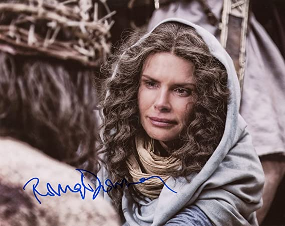 Roma Downey Son Of God Autograph Signed 8x10 Photo At Amazons