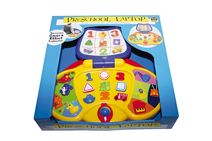 Preschool Toys Product : Amazon small world toys preschool first laptop b o toys