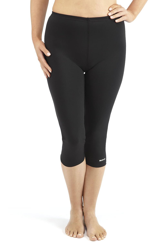 Bohn Swimwear Ladies Sammie 3/4 Length Leggings