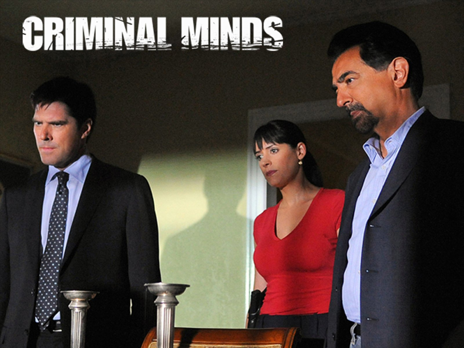 Young Rossi Criminal Minds