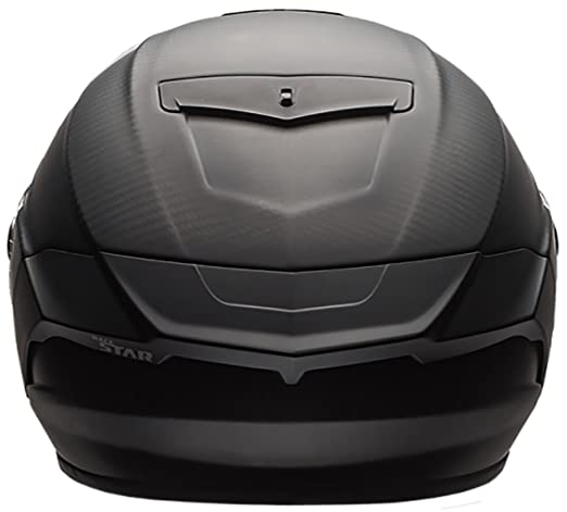Amazon.com: Bell Race Star Full-Face Motorcycle Helmet (Solid Matte Black, Small): Automotive