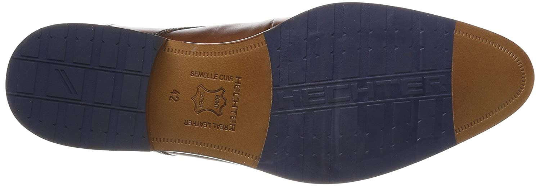 Daniel Braun Hechter Herren 812413011100 Derbys Braun Daniel (Cognac 6300) e6ed75
