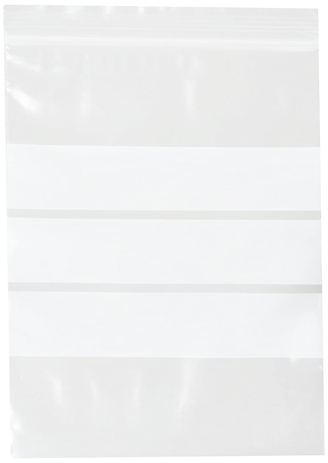 Edulab 153-526 Zip Lock Bags, ISG, 100 mm x 140 mm (Pack of 1000)