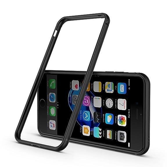 iphone 8 bumper case black