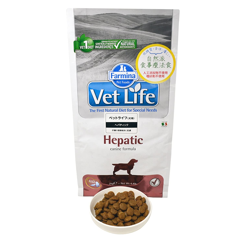 FARMINA - Vet Life Hepatic 2 kg. - Perro: Amazon.es: Productos para mascotas