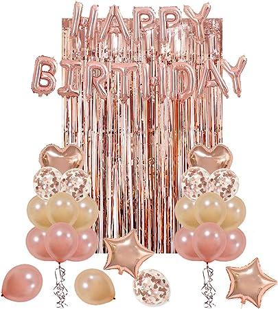 Amazon.com: UTOPP - Kit de decoración para fiestas de ...