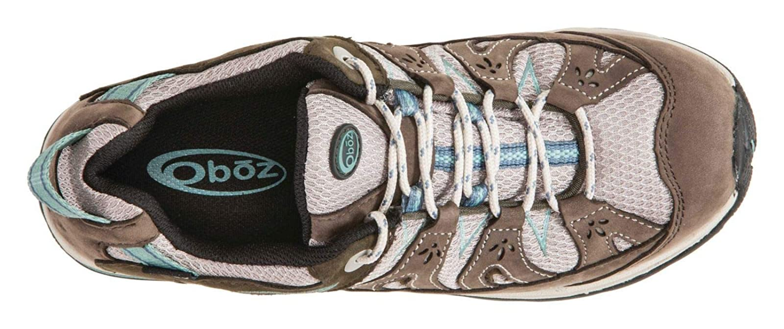 Oboz Women's Mystic Low Bdry Hiking Bluebell 6 M US - 3