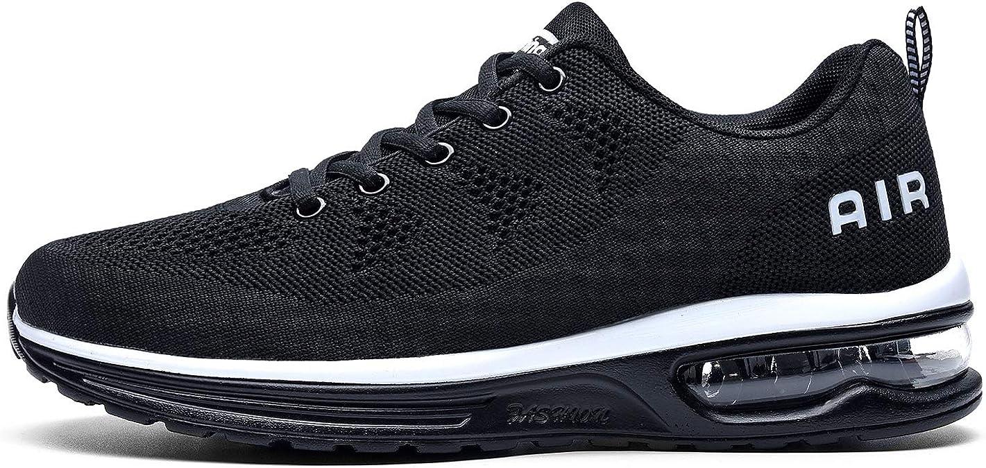 AMAXM Mens Athletic Air Running Shoes