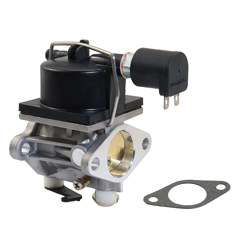 Motorcycle Carburetor Carb for Tecumseh 640330a,640330 with Fuel Solenoid /& Gasket