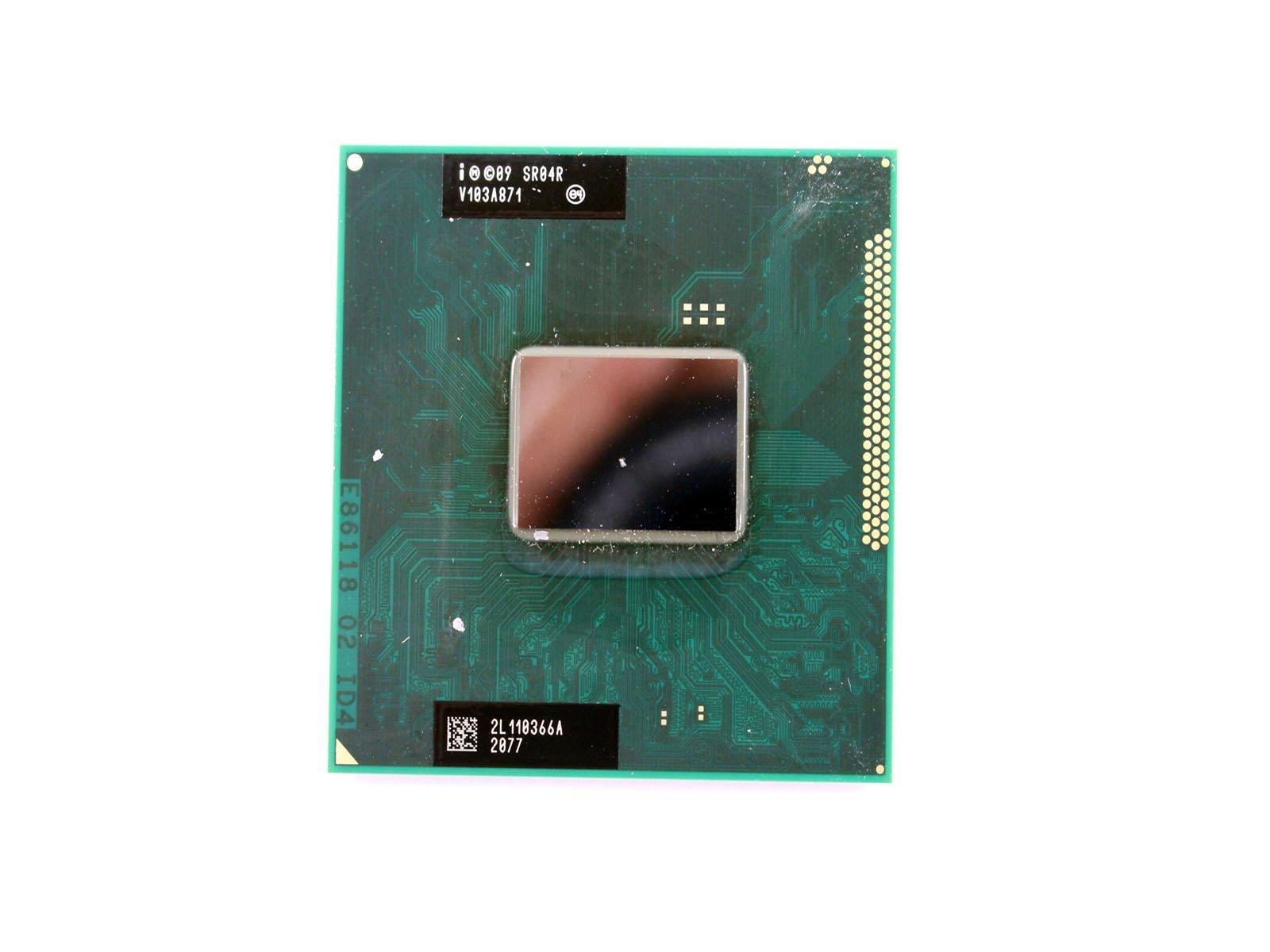 Intel Core i3-2310M 2.1GHz Dual Core Processor SR04R