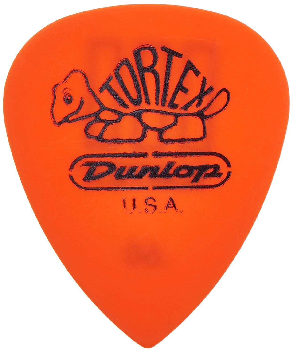 Dunlop 462P.60 Tortex TIII, Orange, .60mm, 12/Player's Pack 12/Player's Pack KMC Music Inc 23462060112