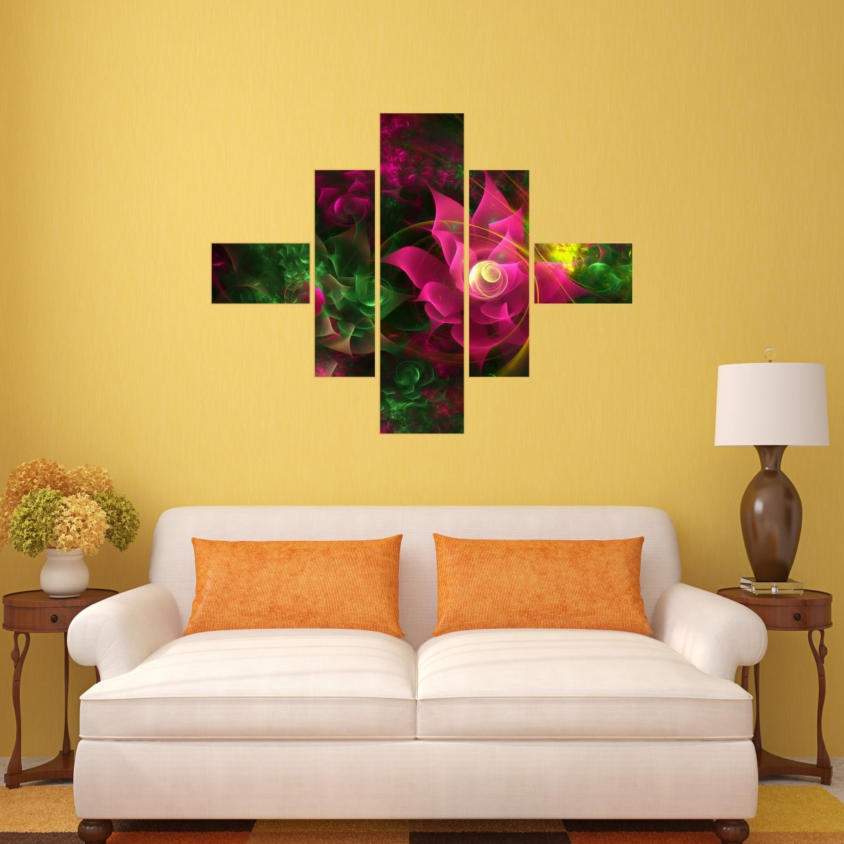 3D Painting: Buy 3D Painting Online at Best Prices in India - Amazon.in