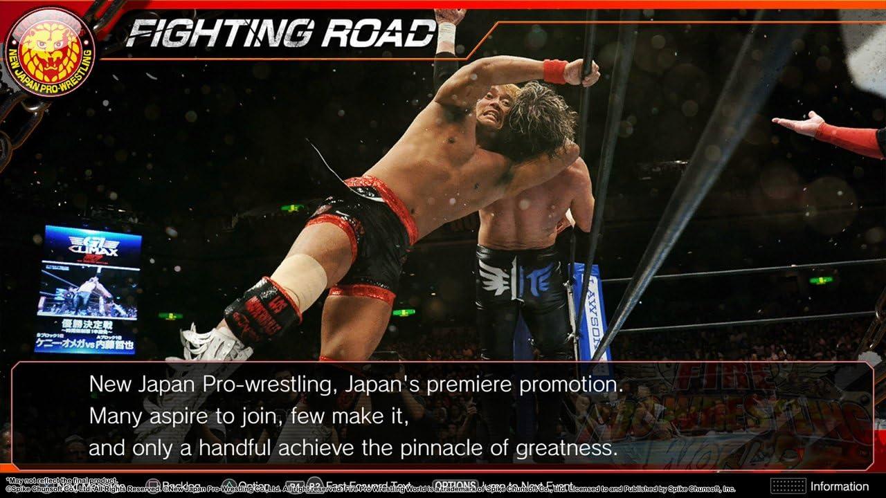 Amazon com: Fire Pro Wrestling World - PlayStation 4: Sega