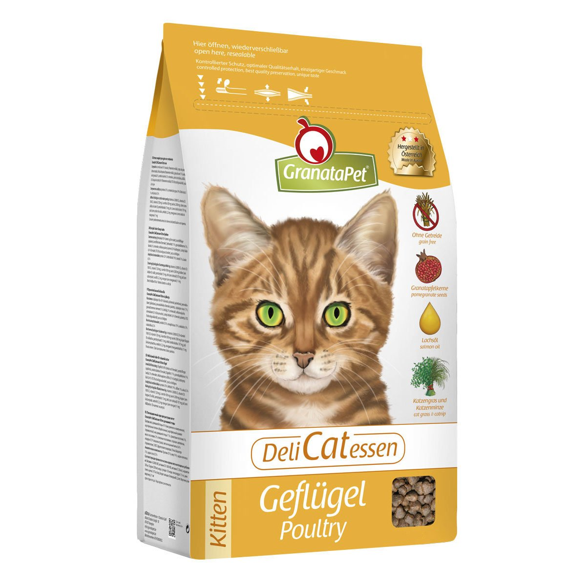 Dry Kitten Food Poultry Deli Adult Pack of 1 x 10 kg