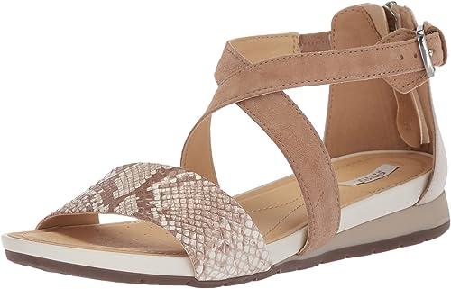 bueno pulcro Super descuento Geox Womens Formosa 15 Flat Sandal: Amazon.ca: Shoes & Handbags