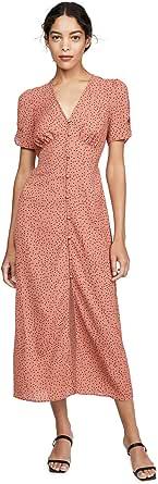 The Fifth Label Women's Montana Short Sleeve Buttondown MIDI Dress