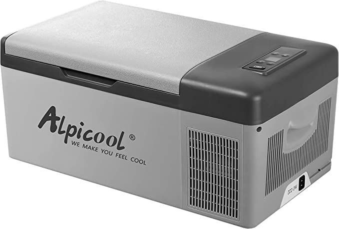 Coleman Portable Voiture Réfrigérateur 40 Qt 110v//12v ICELESS Électrique Voyage Cooler