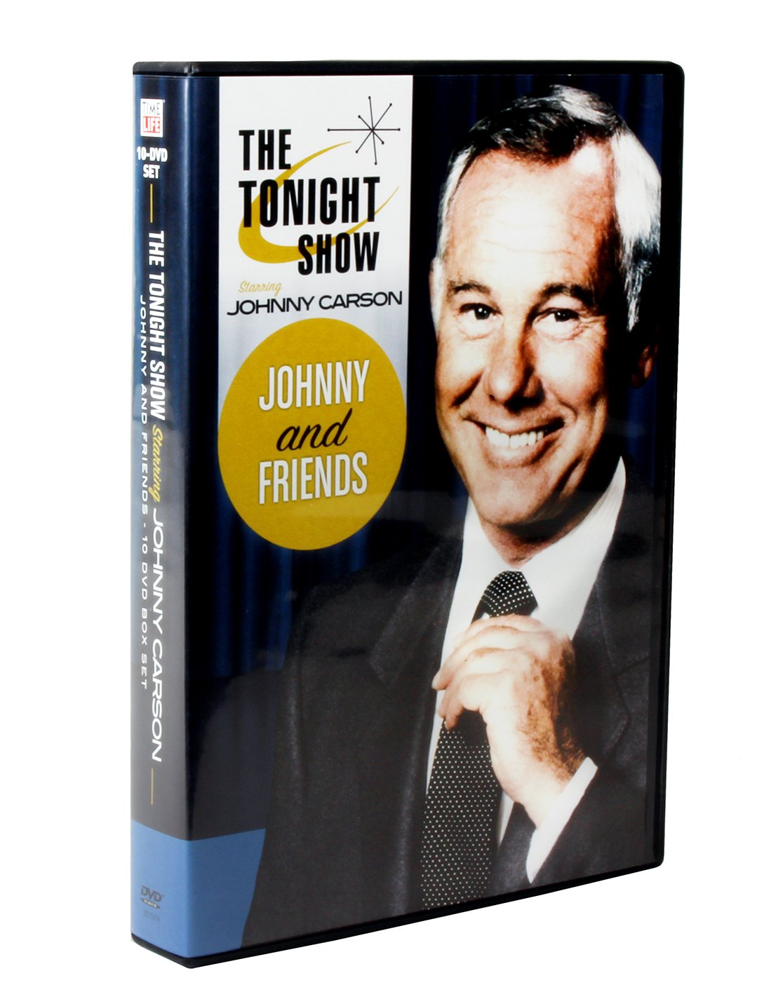 The Tonight Show Starring Johnny Carson: Johnny and Friends (10DVD)