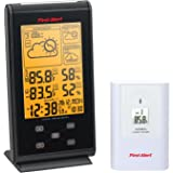 First Alert Radio Controlled Wireless Weather Station w/Dual Alarm Clock - SFA2700