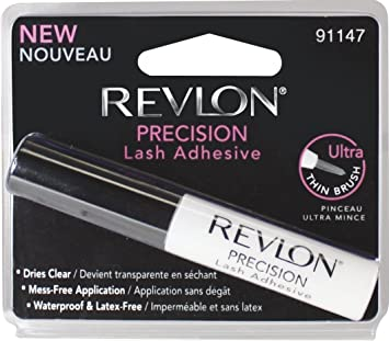 65687e956b2 Amazon.com : Revlon Precision Lash Adhesive 0.17 fl oz : Fake Eyelashes And  Adhesives : Beauty
