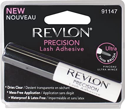 Revlon Precision Lash Adhesive White Dries Clear 5ml
