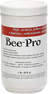 API Bee-Pro Pollen Substitute Powder - Little Giant - Pollen Replacement for Beekeeping (Item No. POLLENSUB)