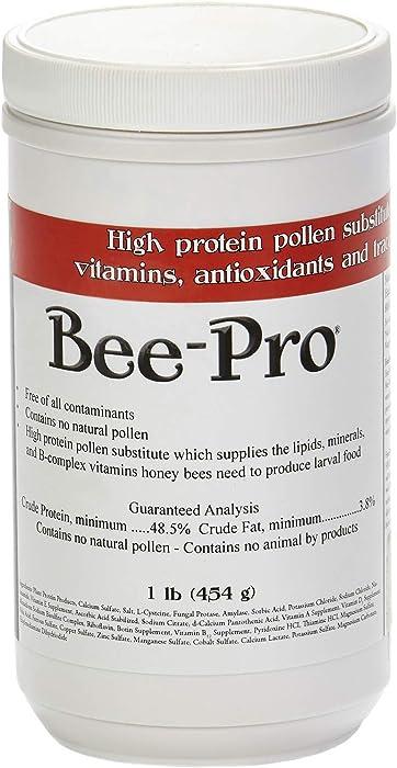 Top 10 Bee Pollen Food