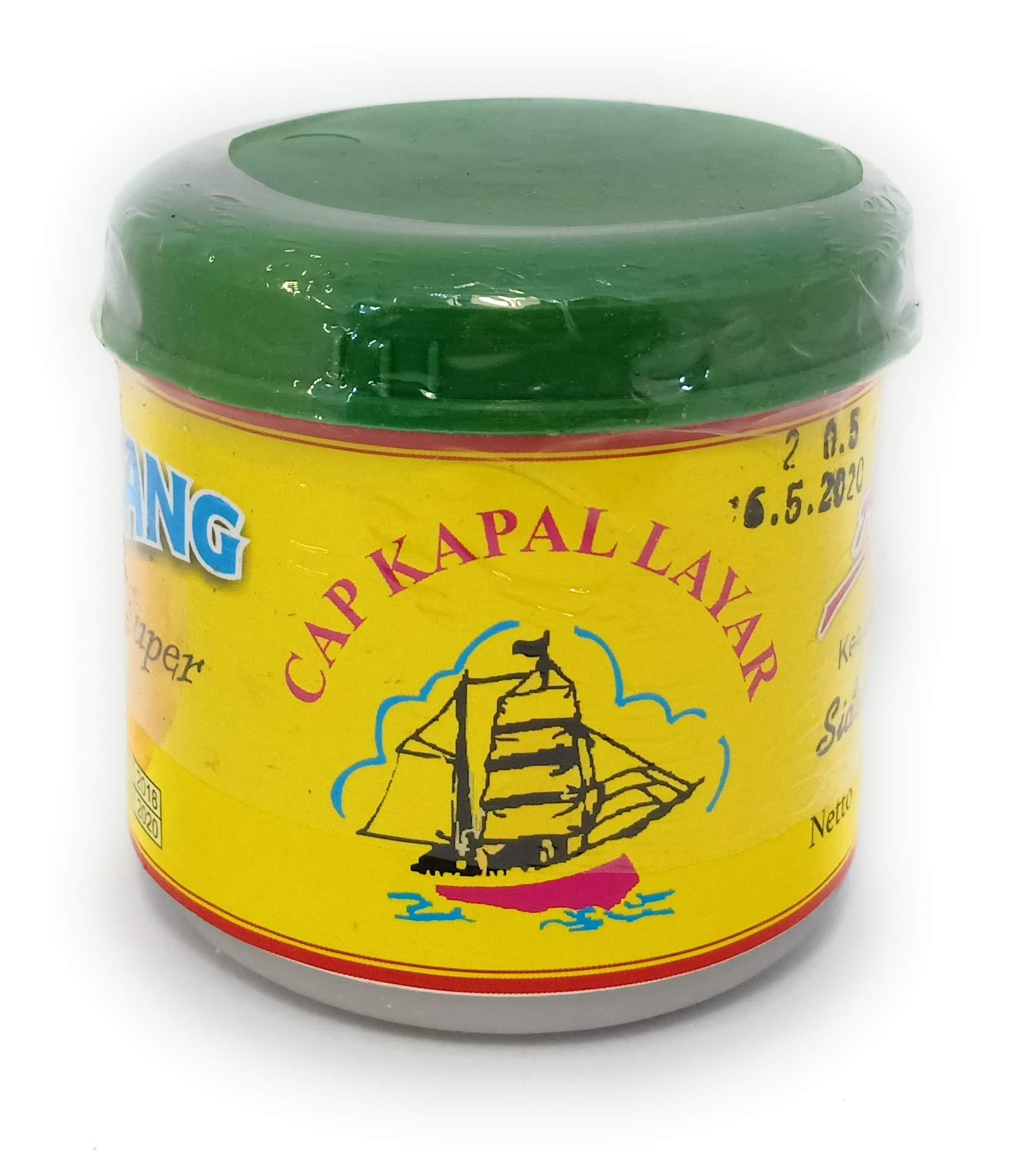 Cap Kapal Layar Petis Udang Super (Shrimp Paste), 200 Gram (Pack of 4) by Cap Kapal Layar