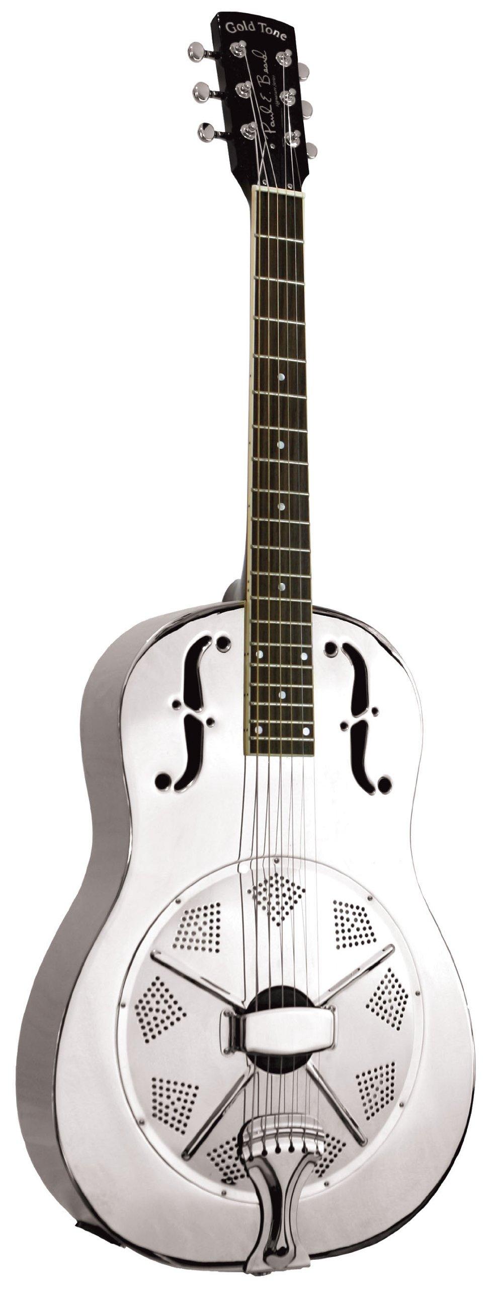 Gold Tone Paul Beard Signature Series GRS Resonator Guitar (Mahogany)