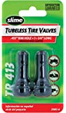 "Slime 2080-A Rubber Tire Valve Stems, 1-1/4"" TR 413"
