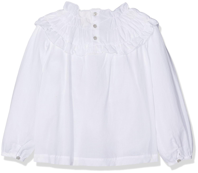 Gocco #N/A, Blusa Para Niñas, Blanco (Blanco), 92 (tamaño del fabricante:1-2): Amazon.es: Ropa y accesorios