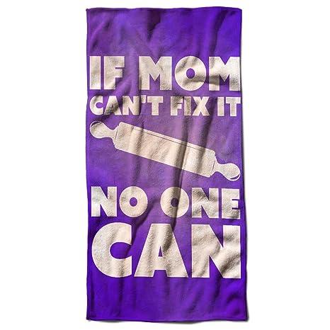Se Mamma Gergo fissare Esso divertente Nessuno può 70 cm x 150 cm toalla de playa