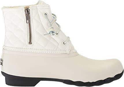 Amazon.com | Saltwater Quilted Lux Boot