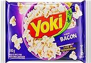 Popcorn Micro Bacon Yoki 100g