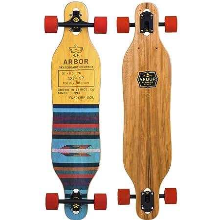 Fireball Supply Co. X Arbor Longboard Cruiser Downhill Skateboards - Various Models - Deck & Completes