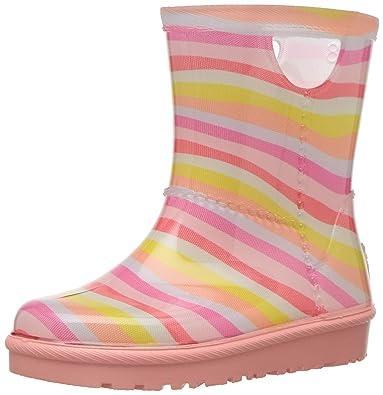 3411f030bc8 Amazon.com   UGG Kids' T Rahjee Mural Rain Boot   Rain Boots