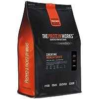 The Protein Works Creatine Monohydrate Powder, Berry Blitz, 500 g