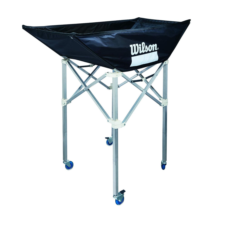 Wilson WTH180300 Carrito Plegable Voleibol Capacidad para 24 ...