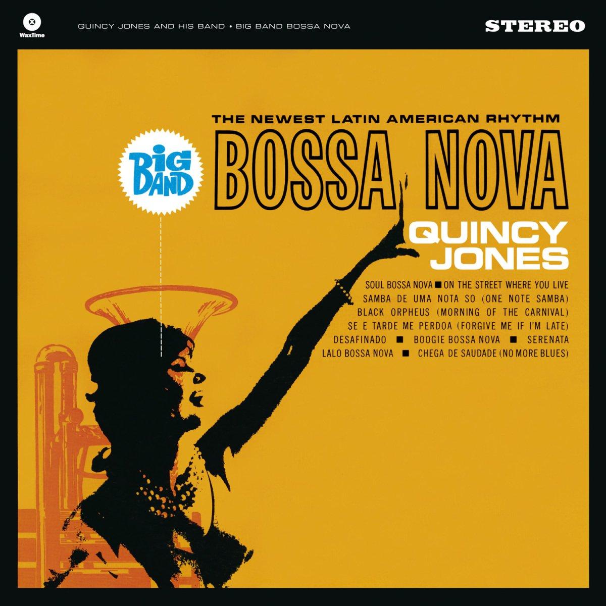 Jones Quincy Big Band Bossa Nova Amazon Com Music