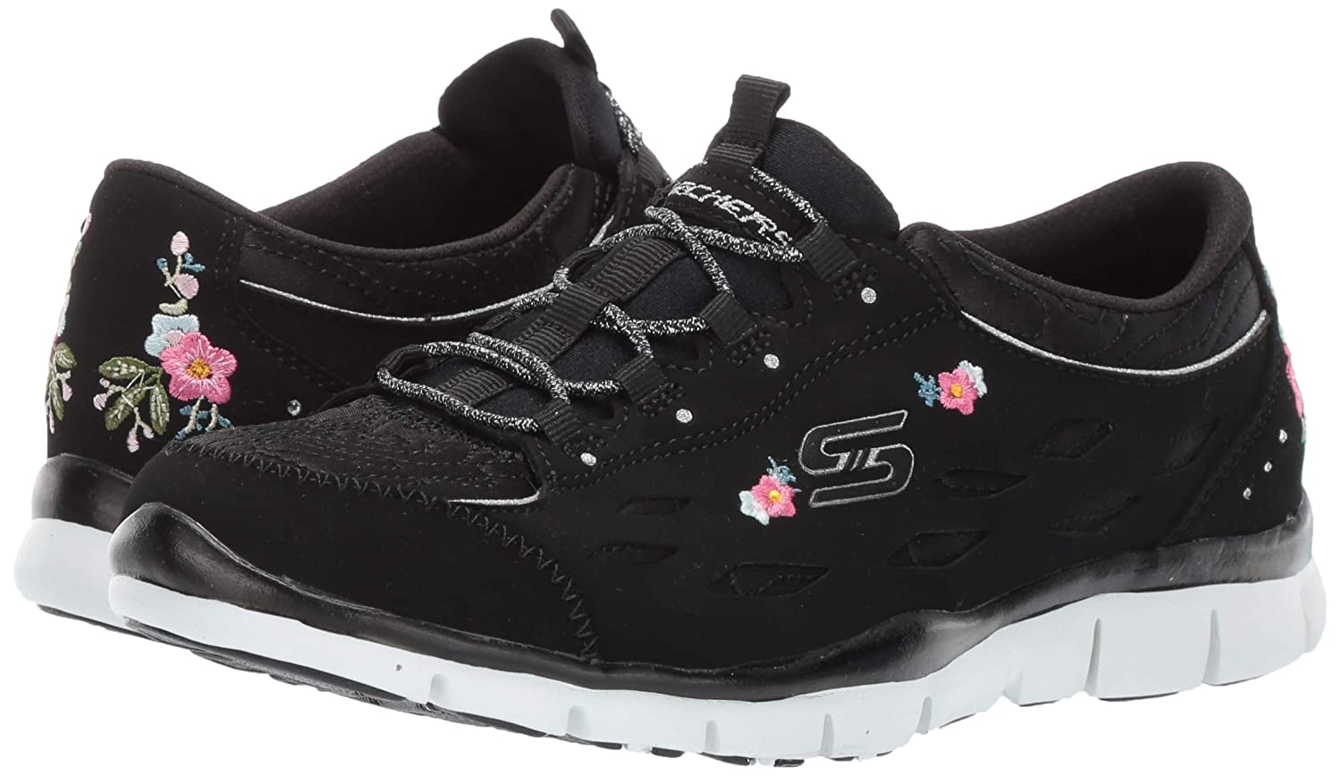 Skechers Women's Gratis Divine Bloom Sneaker
