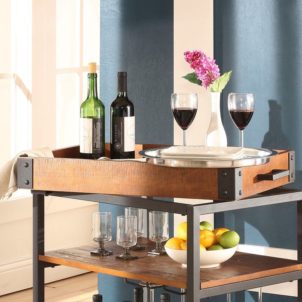 dining room serving carts