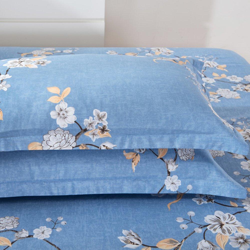 19x29inch Dicken Twill-Kissenbezug Komfort-Kissen-I 48x74cm D&L Einzelne Baumwolle kissenbezüge