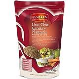 Semillas de Lino y Chia con Manzana y Canela 200 gr de ...