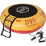 DOPPELGANGER (ドッペルギャンガー) インフレータブル トランポリン 電動ポンプ付 DTR-01