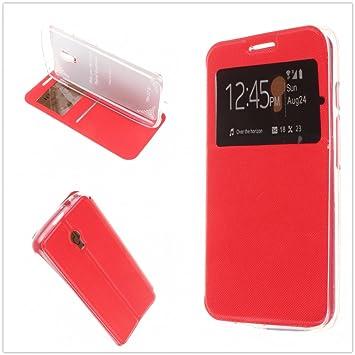 """MISEMIYA ® Funda Vodafone Smart Turbo 7/Alcatel Pixi 4 (5.0"""") 4G"""