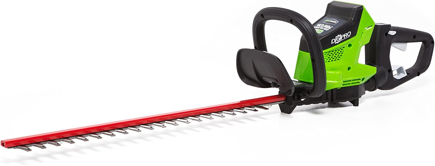 24 Inch - 40V Brushless Cordless Hedge Best Commercial Weed Trimmer