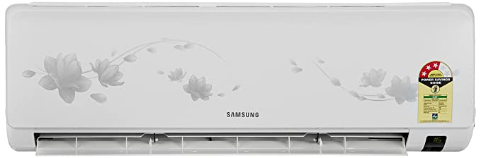 Samsung 1 Ton 1 Star (2018) Split AC (AR12MC3HATT, White)