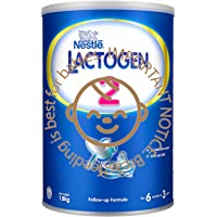 Nestlé LACTOGEN COMFORTIS Stage 2 Follow-on Milk Formula, 6 months - 3 years, 1.8kg