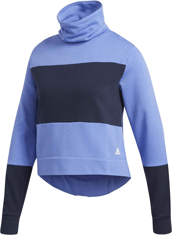 adidas Women's Athletics Sport Id Back-to-School Sweater: Clothing